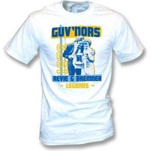 Revie and Bremner Guvnors t-shirt
