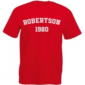 Robertson 1980 (Nottingham Forest) T-Shirt