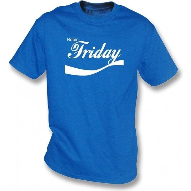 Robin Friday (Cardiff) Enjoy-Style Kids T-Shirt