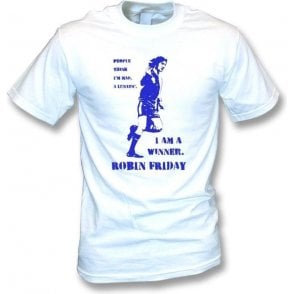 Robin Friday - I am a winner (Banksy Style) T-Shirt