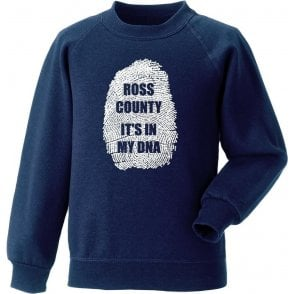 Ross County - It's In My DNA Sweatshirt