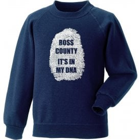 Ross County - It's In My DNA Sweatshirt