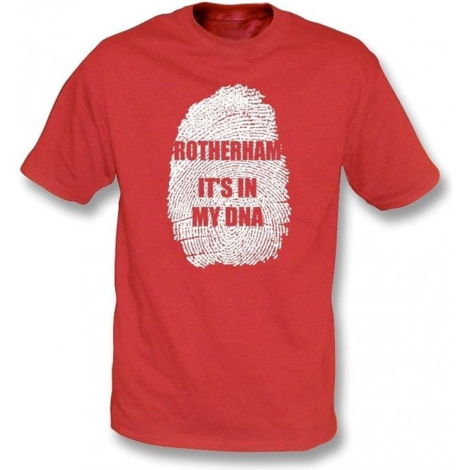 Rotherham - It's In My DNA T-Shirt