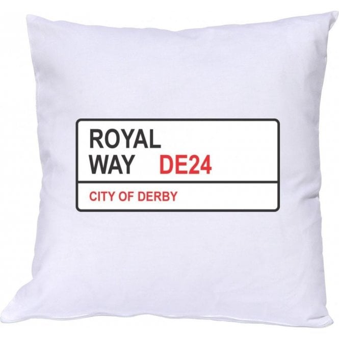Royal Way DE24 (Derby) Cushion