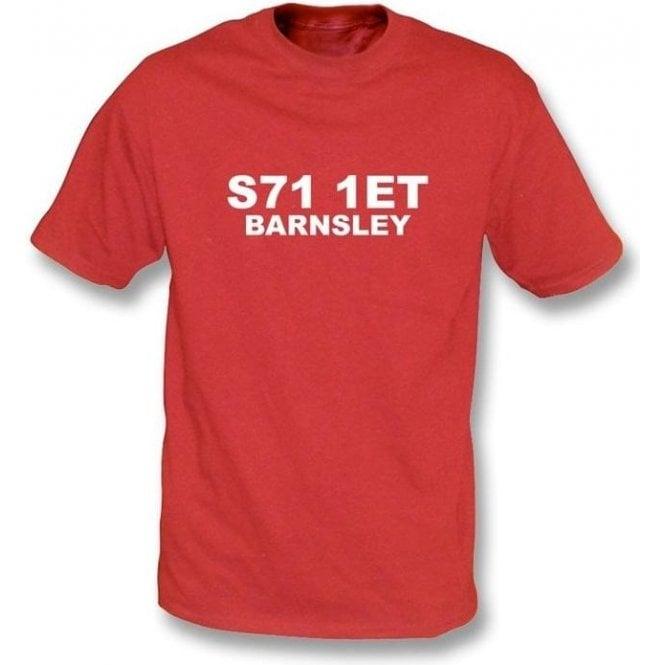 S71 1ET Barnsley T-Shirt (Barnsley)