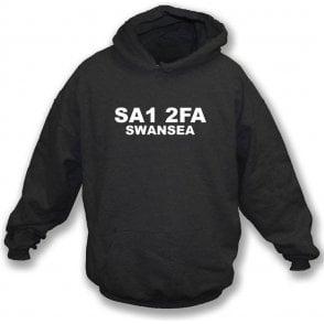 SA1 2FA Swansea Hooded Sweatshirt (Swansea City)