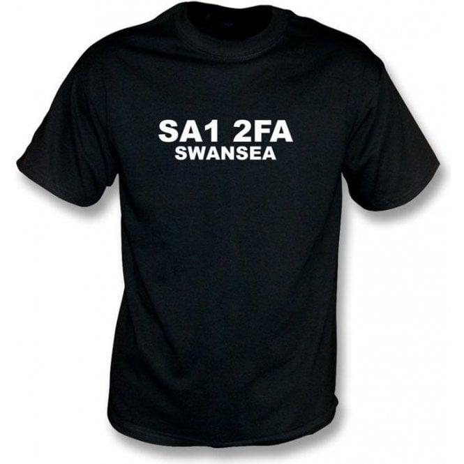 SA1 2FA Swansea T-Shirt (Swansea City)