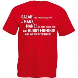 Salah, Salah (Liverpool) Chant Kids T-Shirt