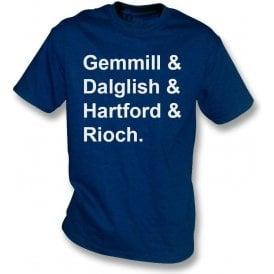 Scotland World Cup 1978 Kids T-Shirt