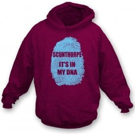 Scunthorpe - It's In My DNA Kids Hooded Sweatshirt