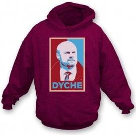 Sean Dyche - Hope Poster (Burnley) Kids Hooded Sweatshirt