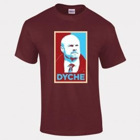 Sean Dyche - Hope Poster (Burnley) T-Shirt