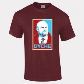Sean Dyche - Hope Poster (Burnley) T-Shirt