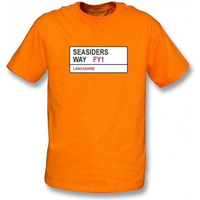 Seasiders Way FY1 T-Shirt (Blackpool)