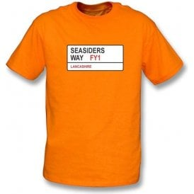 Seasiders Way FY1 T-Shirt (Blackpool)