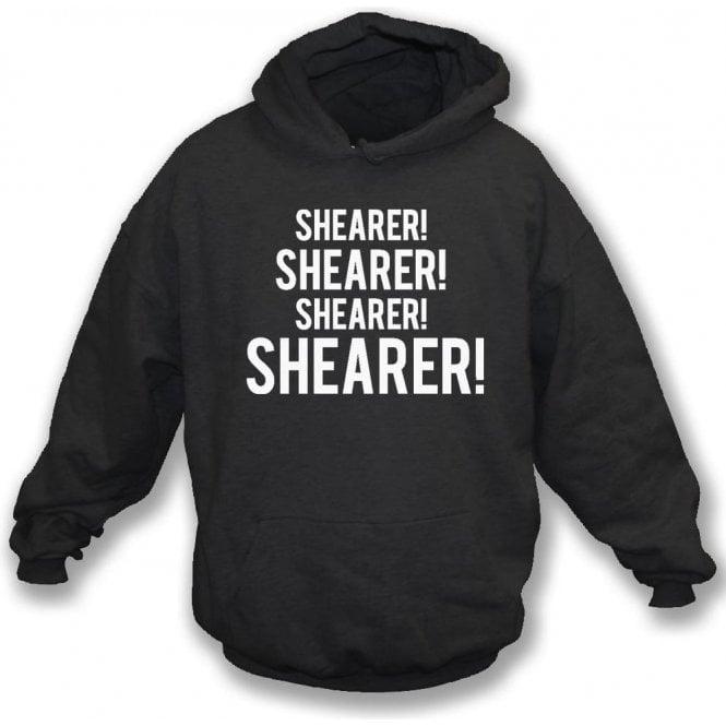 Shearer! Shearer! Hooded Sweatshirt
