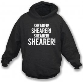 Shearer! Shearer! Kids Hooded Sweatshirt (Newcastle United)