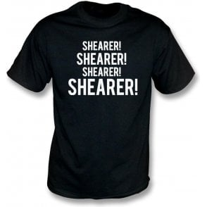 Shearer! Shearer! Kids T-Shirt (Newcastle United)
