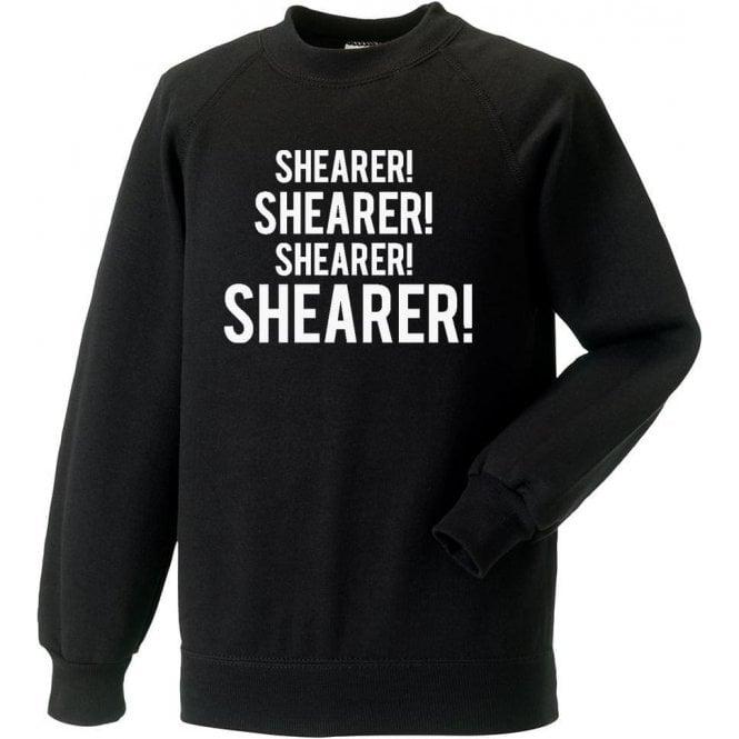Shearer! Shearer! Sweatshirt (Newcastle United)