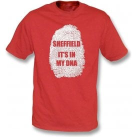 Sheffield - It's In My DNA (Sheffield United) Kids T-Shirt