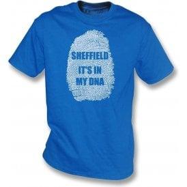 Sheffield - It's In My DNA (Sheffield Wednesday) Kids T-Shirt