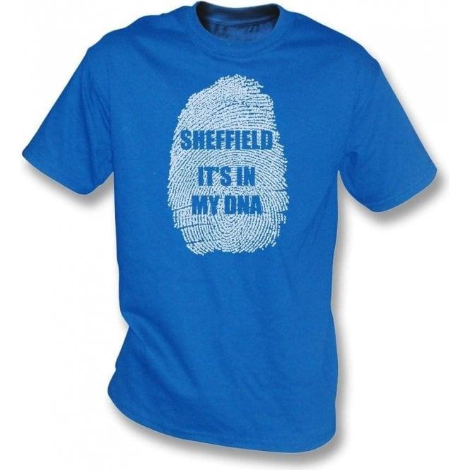 Sheffield - It's In My DNA (Sheffield Wednesday) T-Shirt