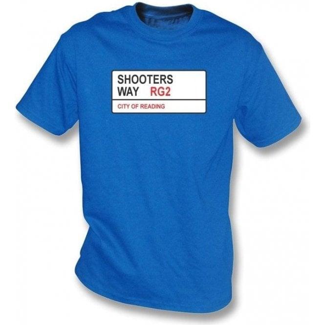 Shooters Way RG2 T-Shirt (Reading)
