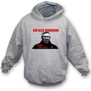 Sir Alex Ferguson The Real Godfather Hooded Sweatshirt
