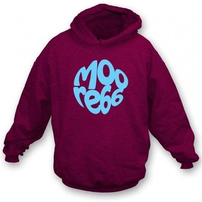 Sir Bobby Moore Logo Hooded Sweatshirt