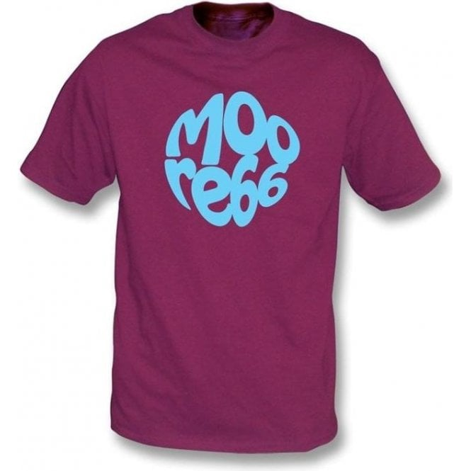 Sir Bobby Moore Pretty Green Logo T-shirt