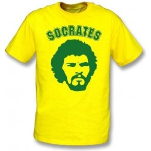 Socrates 70's Face T-shirt