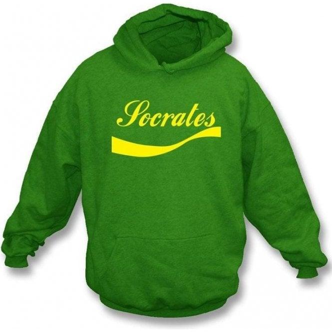 Socrates (Brazil) Enjoy-Style Hooded Sweatshirt