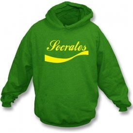 Socrates (Brazil) Enjoy-Style Hooded Sweatshirt