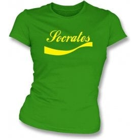 Socrates (Brazil) Enjoy-Style Women's Slim Fit T-shirt