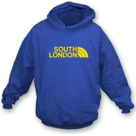 South London (AFC Wimbledon) Kids Hooded Sweatshirt