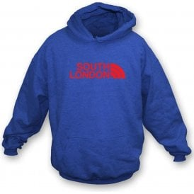 South London (Crystal Palace) Hooded Sweatshirt