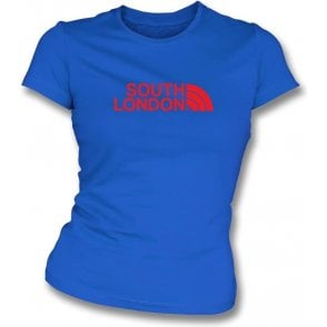 South London (Crystal Palace) Women's Slimfit T-Shirt