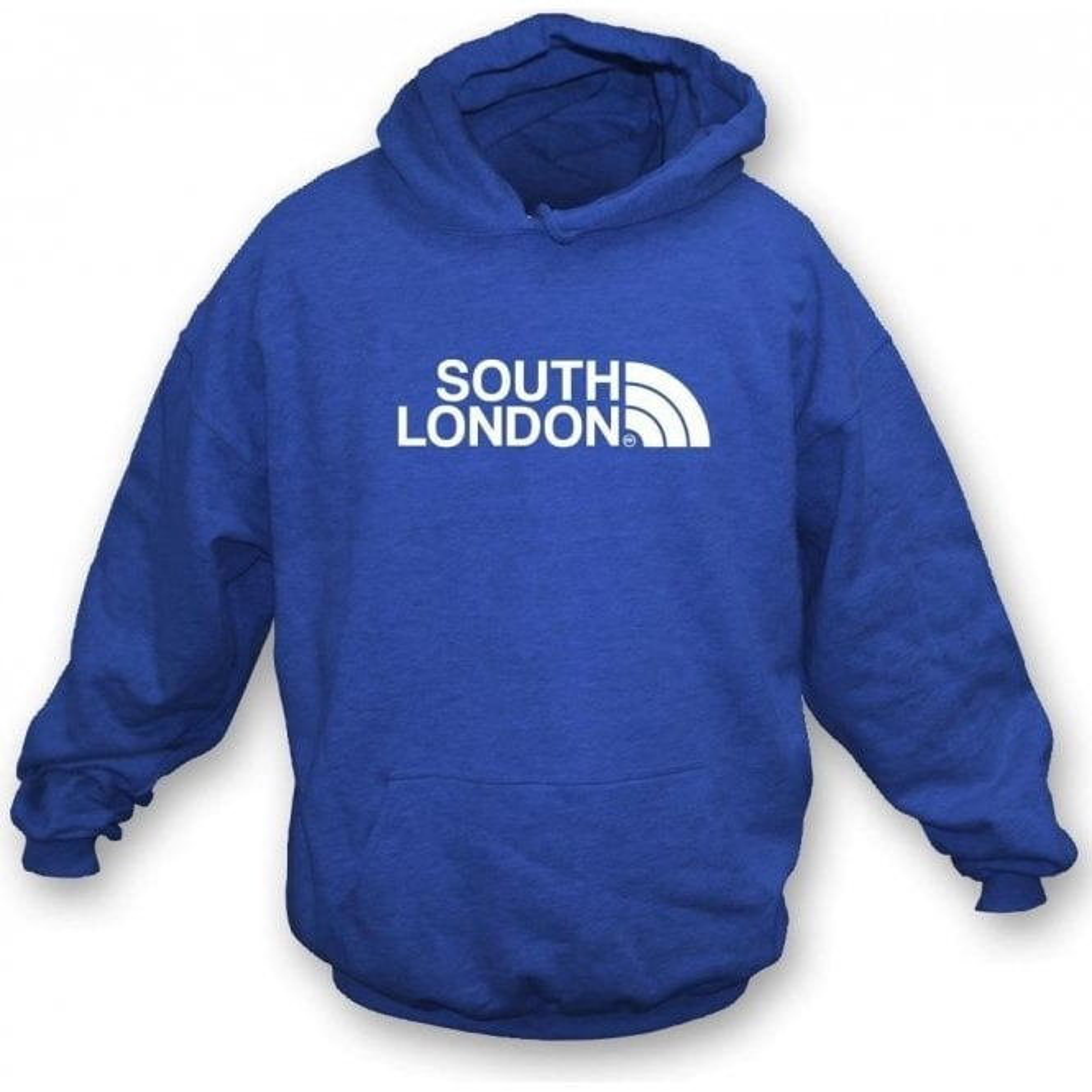 South London (Millwall) Hooded Sweatshirt