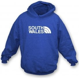 South Wales (Cardiff City) Kids Hooded Sweatshirt