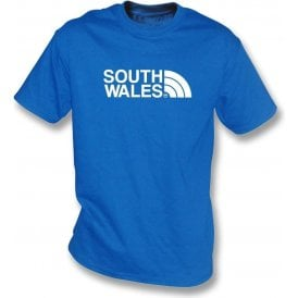 South Wales (Cardiff City) Kids T-Shirt