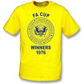 Southampton FA Cup Winners 1976 T-shirt
