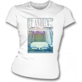 St. Andrews B9 49H (Birmingham City) Women's Slimfit T-shirt