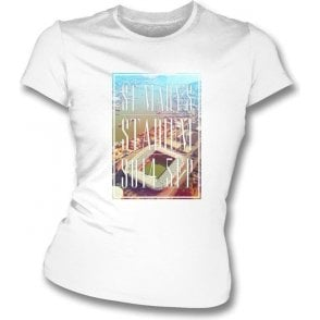 St Mary's Stadium SO14 5FP (Southampton) Women's Slimfit T-Shirt