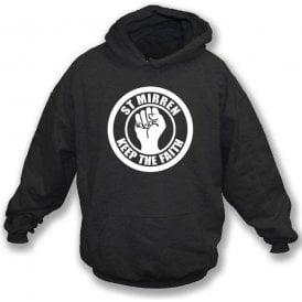 St Mirren Keep the Faith Hooded Sweatshirt