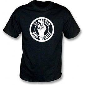 St Mirren Keep the Faith T-shirt