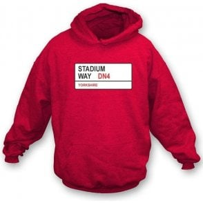 Stadium Way DN4 Hooded Sweatshirt (Doncaster Rovers)
