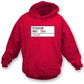 Stadium Way DN4 Hooded Sweatshirt (Doncaster Rovers)