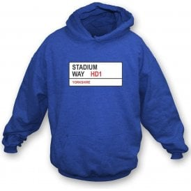 Stadium Way HD1 Hooded Sweatshirt (Huddersfield Town)