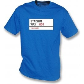 Stadium Way HD1 T-Shirt (Huddersfield Town)