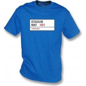 Stadium Way HD1 T-Shirt (Huddersfield Town)